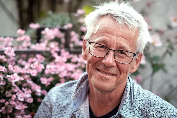 Intervju med Per Warfvinge, professor på Lunds Tekniska högskola. Foto: Privat