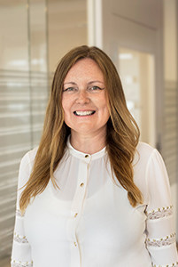 Elisabet Persson Vikarierande ekonomiassistent på STINT