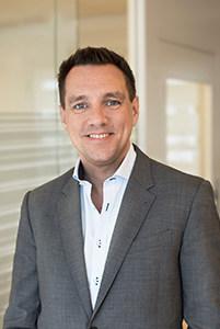 Erik Forsberg Representant i Kina för STINT