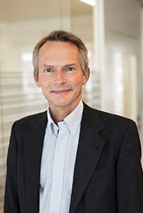 Hans Pohl Programchef på STINT