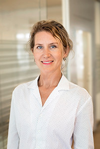 Karin Forslund Programansvarig på STINT