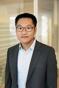 Tommy Shih Kina ansvarig på STINT