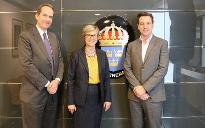 STINT has opened office at the Consulate General of Sweden in Shanghai