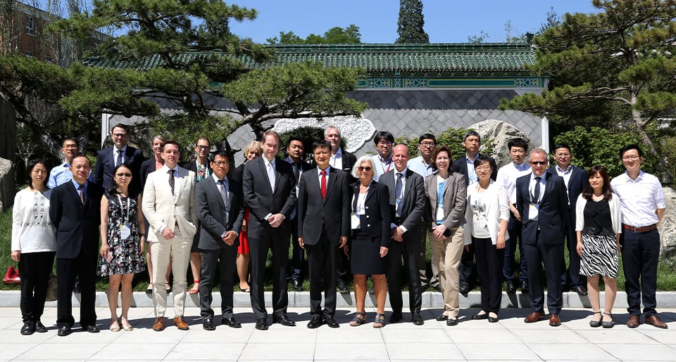 STINT and NSFC's symposium stimulated dialogue between Chinese and Nordic funding bodies on future research policy